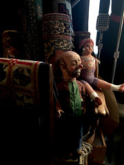 Emmet Kelly & Gloria (blackthorne56) Tags: willie clown emmet emmett kelley gloria ho doll mexican