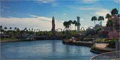Universal Studios Tampa. (Aglez the city guy ☺) Tags: unitedstates universalstudiostampa miamifl exploration park lake tourism travelling outdoors oldpictures