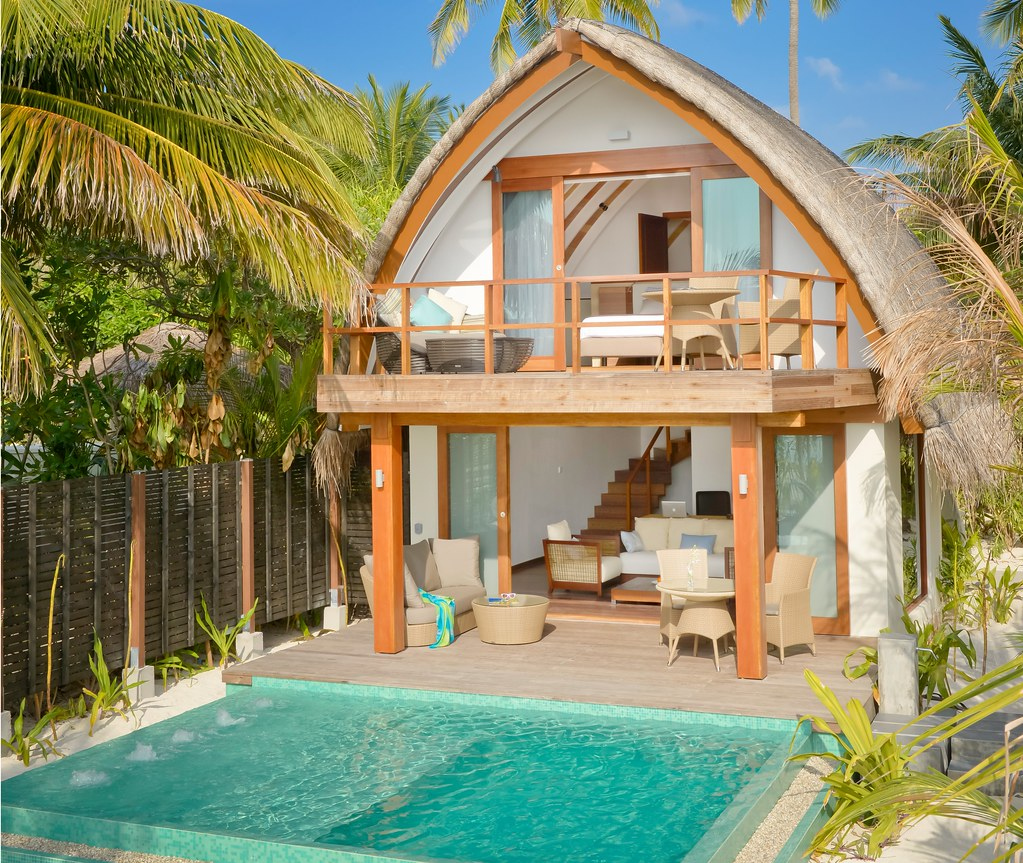 Duplex Pool Villa - Exterior