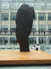 20180525-014 Rotterdam Erasmus MC (SeimenBurum) Tags: rotterdam netherlands erasmus erasmusmc hospital ziekenhuis panorama architecture architectuur jaumeplensa duna art beeld