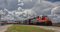 NS Operation Awareness & Response train (~Fred Wolfe~) Tags: trains norfolksouthern ns kenovadistrict kenovawv
