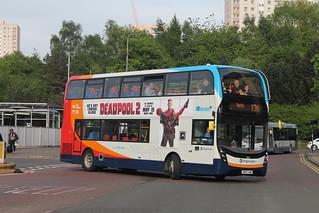 Stagecoach Western - SN67 XAW (10928)