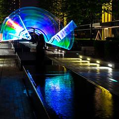 180526 7396 (steeljam) Tags: steeljam lightpainters meetup tube stories south quay