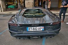 Lamborghini Aventador_5085 (lucbarre) Tags: automobile prestige luxe voiture italienne sprot vitesse speed car cars lamborghini aventador revel