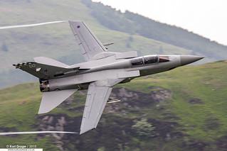 ZE341/GO - Panavia Tornado F3 - No. 43(F) Squadron, RAF