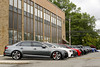 An Assortment of Audis at Drive Auto Works (Jeff_B.) Tags: cars newjersey newyork carscoffee automobile classic exotic exotics auto car driveautoworks njcars nj audi a4 s4 s3 a6 s6