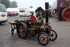 Lovely minature traction engine (372Paul) Tags: toddington broadway cheltenham hailes foremarkehall po kingedwardii 6023 5197 s160 7903 6430 pannier dmu cotswoldfestivalofsteam gloucestershirewarwickshirerailway steam locomotive class20 class26 shunter
