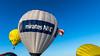 Balloon Race (sniggie) Tags: boylecounty danville emiratesnbd greatamericanballoonrace greatamericanbrassbandfestival kentucky usa hotairballoon sky