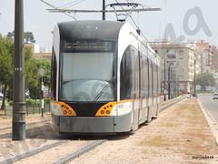 4200 (marcos4449) Tags: metrovalencia tram l4 4200 fgv valencia