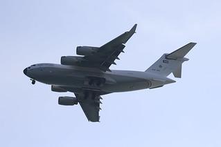 Kuwait AF C-17