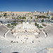Vista de Amman from the roman theatre