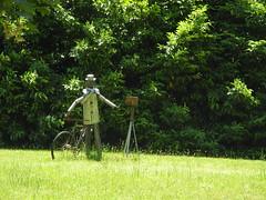 Le photographe Félix Arnaudin au parc du château Arnaudin à Labouheyre (Renata Janett) Tags: photographe statue sculpture fotograf skulptur frankreich france labouheyre felixarnaudin фотограф статуя скульптура ланды франция landes лабуэр