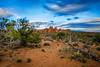 Arches National Park desert (rdpe50) Tags: landscape ndfilter tripod longexposure dusk desert clouds colours textures rockformations shrubs devilsgarden archesnationalpark utah usa