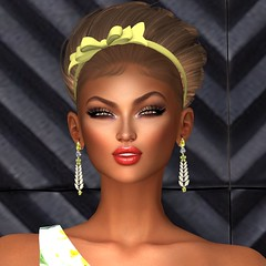 Heth Haute Couture - June Gift For All Women - The Kyleigh Earrings (Xiomara Lavendel) Tags: hethhautecouture hhc free gift accessories couturefashion xiomaralavendel secondlifemodel slmodel slfashion secondlifefashion secondlife