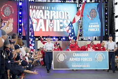 180602-D-DB155-044 (DoD News Photos) Tags: dodwg18 2018dodwarriorgames dodwarriorgames warriorgames woundedwarriors colorado coloradosprings dedication triumph overcomingadversity fortitude sports track field airrifle marksmanship wheelchairbasketball sittingvolleyball powerlifting cycling bicycling archery swimming rowing indoorrowing unitedstates