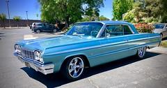 1964 Chevy Impala (jbalfus) Tags: iphone chevy impala