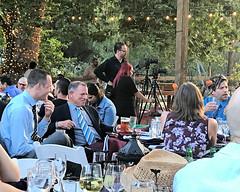 037 The Gang At Table 3 (saschmitz_earthlink_net) Tags: 2018 california angelesnationalforest losangelescounty sylmar reptacularranch kevinjessicawedding