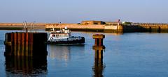 Dunkirk Harbour Entrance, France (Philip Wood Photography) Tags: dunkirk eastmole france