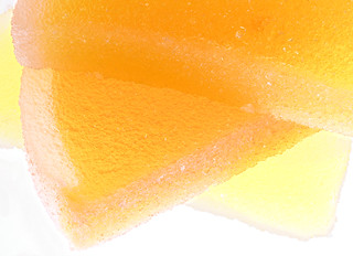Orange and lemon jelly