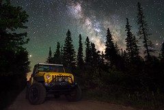 Pines (aj2barber) Tags: k wrangler yellowjeep jeepin jeeping winter snow nikond7200 overland 4x4 offroad wheeling outdoors exploration explore vehicle detonator trail adventure vermont 2doorjeep wranglerjk yellow jeepwranglerx detonatoryellow lifted andrewbarberjk andrewbarber wood forest woods road dirt trees sky grass milkyway stars startrails astrophotography