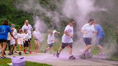Color Run at the City Fit Event in Richmond, Indiana (WayNet.org) Tags: wayne county color indiana run richmond glen miller park waynetorg city life citylife colorrun glenmillerpark waynecounty