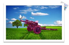 Postcard (pegazuz66) Tags: post card peace north korea usa trump kimjungun photoshop postcard