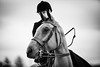 looking through (Jen MacNeill) Tags: sidesaddle horse horses equine devon equestrian woman pa rider aside lady show