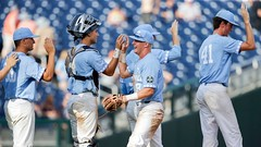 North Carolina Tar Heels beat Oregon State Beavers in longest nine-inning game in College World Series history (Hsnews.us) Tags: beat beavers carolina college game heels history longest nineinning north oregon series state tar world