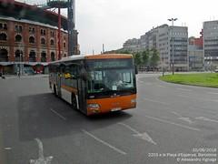 Tata Hispano Intea MAN   BAIXBUS 2203 (AlebusITALIA) Tags: autobus bus tram trasportipubblici trasporti transportation torpedone publictransport pullman autobuses autosnodato busametano busarticolato bendybus busarticulado articulatedbus busarticulé busdegaz gasnaturalfenosa barcellona barcelona tmb tusgsal vehicle veicolo castrosua noge manlionscity manbus mannl243