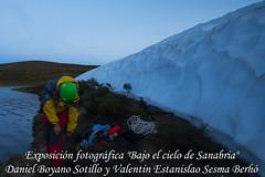 Expedición fotográfica al hielo (I) (Trevinca Zamora) Tags: sanabria hielo bajo cielo