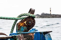 Noeud défait (Gaw') Tags: mer sea marin peche bateau bord aboard