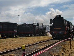 D3639 & R761 - Steamrail Victoria Open Day 2018 (Alex's Train Channel) Tags: trains australia train steamrail victoria melbourne newport workshops steam engine loco locomotive metro comeng hitachi d3 class r r761 r711 a2 vicrail vgr english electric tclass t413 y y146 railways heritage historical preserved 2018 commonwealth engineering hudson