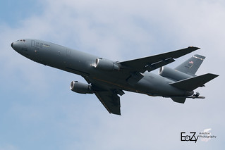 86-0034 United States Air Force McDonnell Douglas KC-10A Extender
