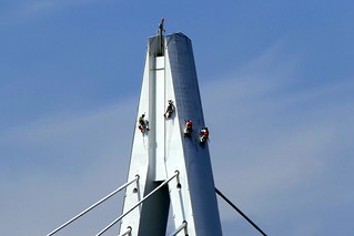 The Northern Spire gets it finishing touches