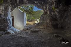 The Cave of Pythagoras (rluethi) Tags: samos griechischeinseln greece griechenland gr greek landscape hellas reisen travel
