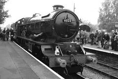 6023 at Toddington (372Paul) Tags: toddington broadway cheltenham hailes foremarkehall po kingedwardii 6023 5197 s160 7903 6430 pannier dmu cotswoldfestivalofsteam gloucestershirewarwickshirerailway steam locomotive class20 class26 shunter