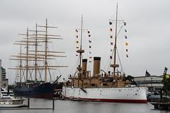 Penn's Landing (Tim Devine Photography) Tags: sonya7riii ilce7rm3 fe24105mmf4goss sailphiladelphia pennslanding philadelphia tallships sailboats