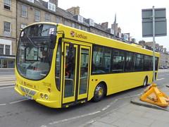 RIG6490 (47604) Tags: rig6490 tb108 lothian bus driver training vehicle yellow learner edinburgh