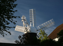 Holgate Windmill, May 2018 - 2