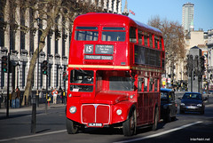 Двоповерховий автобус Лондон InterNetri United Kingdom 0288