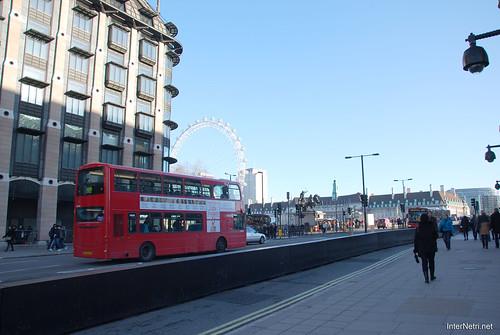 Двоповерховий автобус Лондон InterNetri United Kingdom 0285