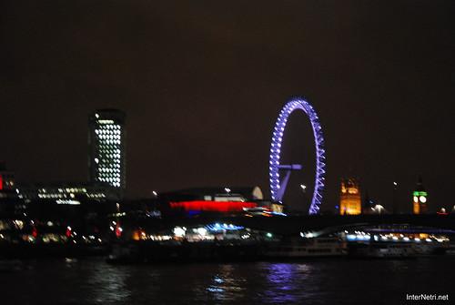 Око Лондона вночі InterNetri United Kingdom 0425