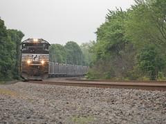 NS 62V 2 (Nsguy999) Tags: trains railroad railfan panasonicg7 norfolksouthern unionpacific uprr locomotive historic freight train railfanning pennsylvania