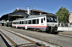 AUTOMOTOR 596 (Andreu Anguera) Tags: automotor596 diesel tren ferrocarril tamagochi vigo españa valença portugal andreuanguera