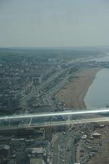 Day trip to Brighton Beach - 18 (D.Ski) Tags: brighton beach brightonbeach sussex nikond700 nikon 70300mm england uk britishairwaysi360 i360 observation deck platform