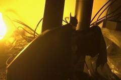 1246-160 Batman Ascending (misterperturbed) Tags: batman mezco mezcoone12collective dccomics billfinger ascendingknight ascendingknightbatman