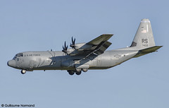 Lockheed C130J-30 US Air Force 07-4635 (Guillaume Normand) Tags: c130 c130j hercules usaf united states air force