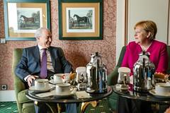 Rui Rio reuniu-se com Angela Merkel, Chanceler Alemã