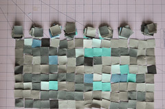 8. Repeat previous 4 steps for all four quadrants of squares (osiristhe) Tags: nikond5100 18200mm quilting sewing needlework