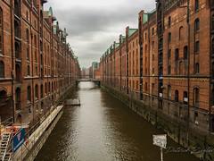 Hamburg (Mikesch.75) Tags: hamburg deutschland germany hansestadt speicherstadt hafencity elbe kanal wasser